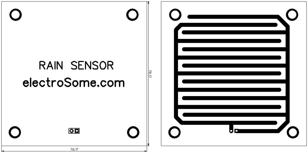 Sensör PCB' si